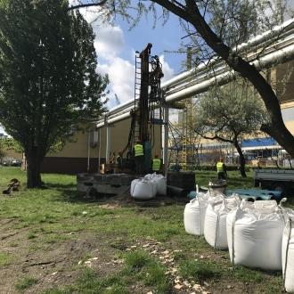Elektrownia Kozienice - renowacja studni